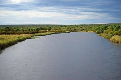 Imagen actual de parte de la provincia Cuando Cubando, en el sur de Angola