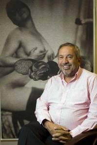 El empresario chileno Max Marambio